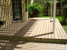 Vinyl Decking suppliers Edmonton